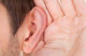 Not hearing can be frustrating